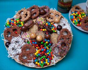 Chocolate Covered Pretzel and Oreo Bonanza