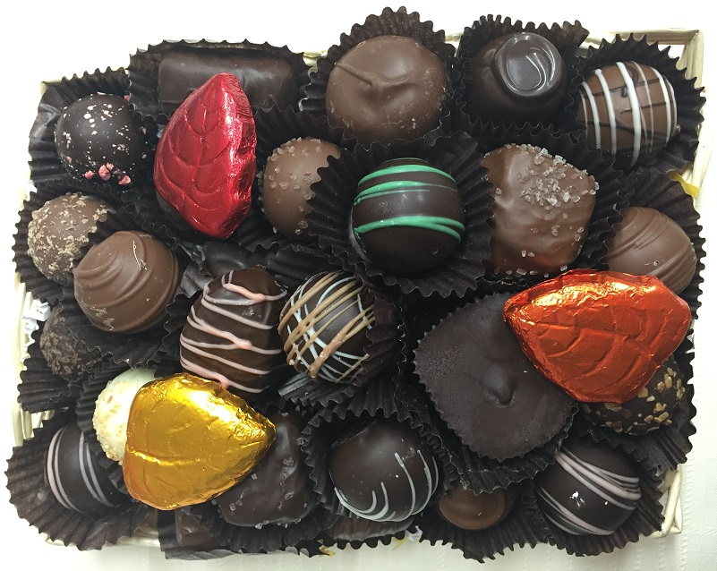 Chocolate Lovers Tray 800x638px