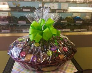 Chocolate Maniac Gift Basket