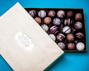 Truffle Lovers Delight In A Box
