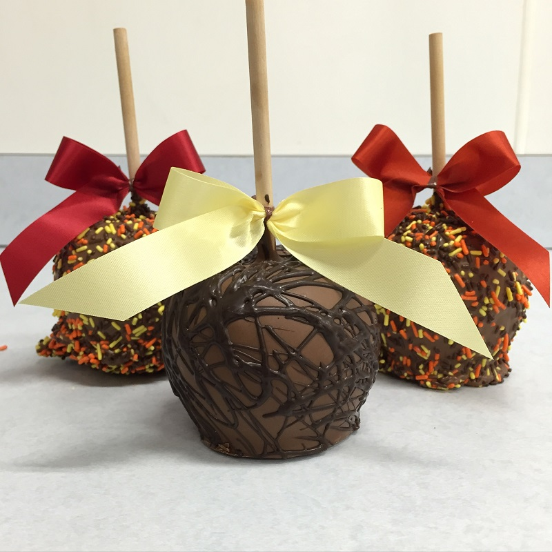 Choclate Dipped Apples